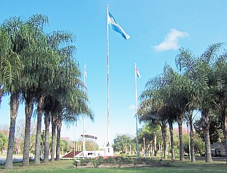 plaza nueve de julio