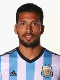 2 EZEQUIEL GARAY defensor