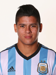 16 MARCOS ROJO defensor
