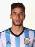 19 RICARDO ALVAREZ mediocampo